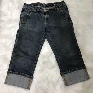 💙 Seven7 Capris Cropped Jeans